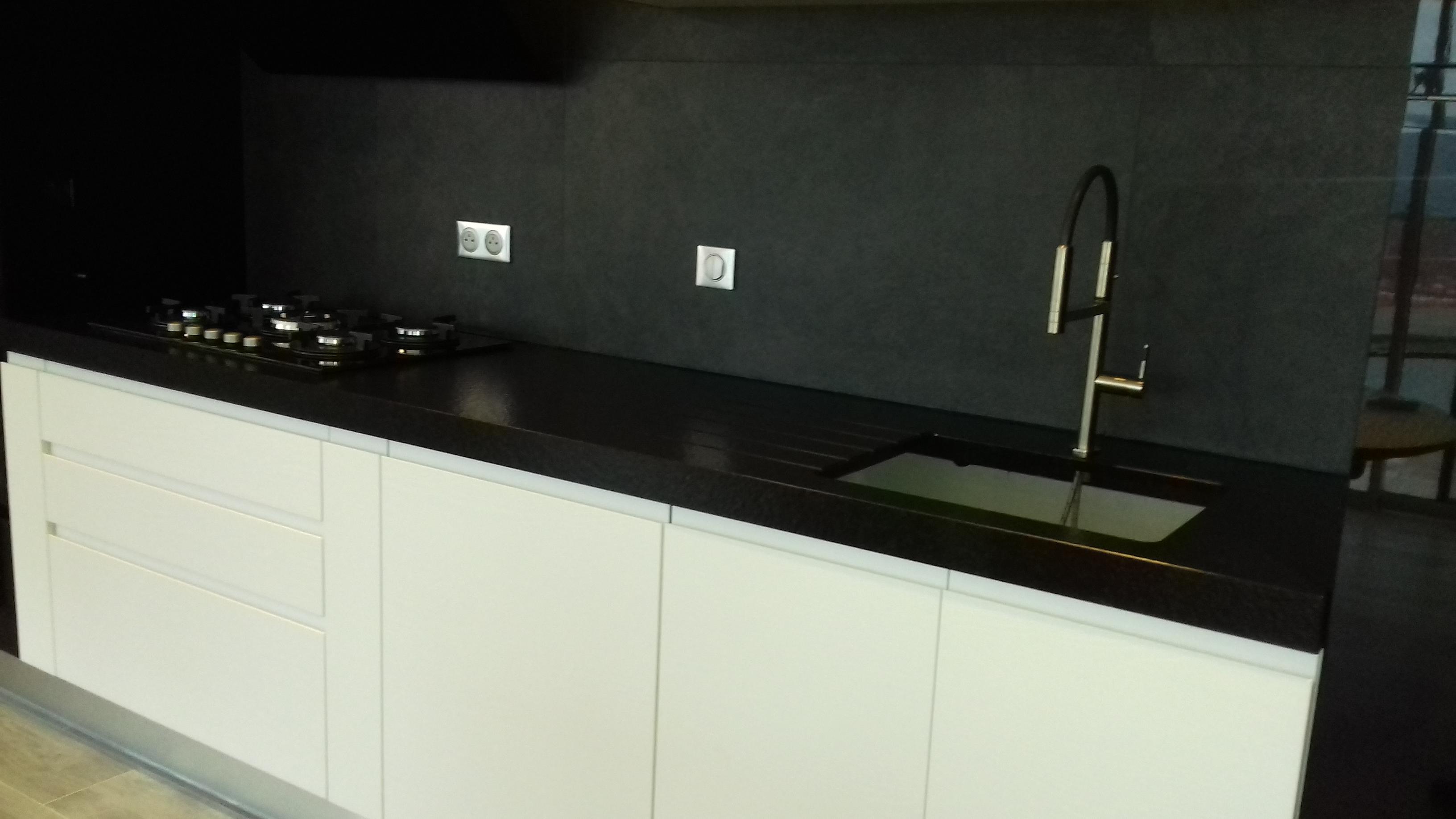 plan de travail en dekton free re et me photos plan de travail en dekton by cosentino me photo. Black Bedroom Furniture Sets. Home Design Ideas
